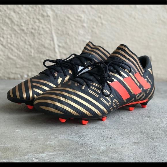 8749774303f Adidas Nemeziz Messi 17.3 FG soccer cleats NWT